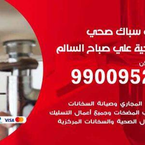 سباك فني صحي ضاحية علي صباح السالم