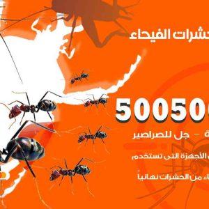 مكافحة حشرات الفيحاء