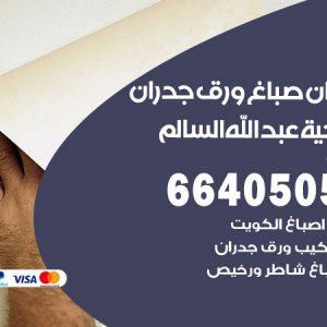 رقم فني صباغ ضاحية عبدالله السالم