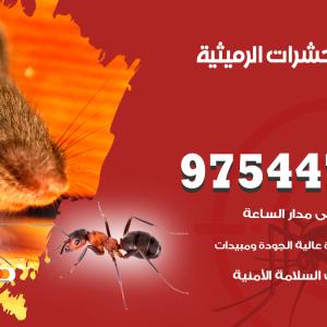 رقم مكافحة حشرات وقوارض الرميثية