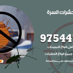 رقم مكافحة حشرات وقوارض السرة